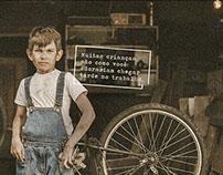 Trabalho Infantil não é brincadeira - O POVO