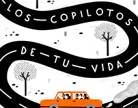 'Los copilotos de tu vida' Campaign for atrapalo.com