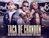 TAÇA DE CHANDON | MC GUIMÊ - MC RODOLFINHO - MC DEDE