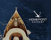 Homeport Academy - Website