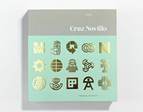 Cruz Novillo. Logos (Book published by Counter-Print)