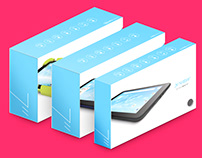 Packaging tablets X-View - Desarrollo de producto