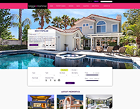 Client Project:One page website template