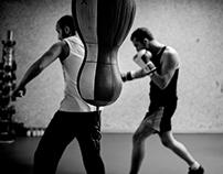 Klasnakov boxing