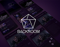 Backroom Apps | Live Streaming DJ