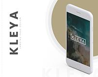 Kleya - Landing Page
