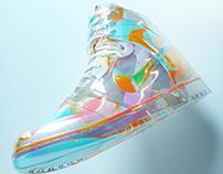 Nike x R.T. Campaign #WeBelieveInThePowerOfLove