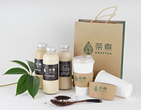 茶煮 Kraftea - Branding & Packaging