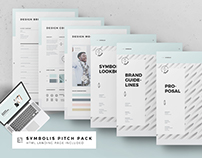 Symbolis Proposal Pitch Pack. Save $60.