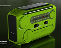 Philips AE1120 Portable Radio