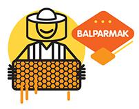Balparmak // Infographics