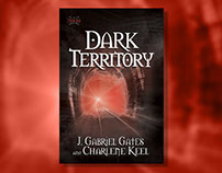 Dark Territory Book Cover Design