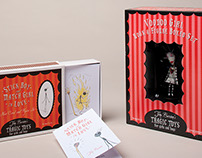Tim Burton's Tragic Toys for Girls and Boys