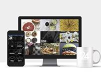 24mm STUDIO - Website Design