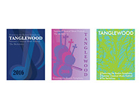 Music Poster's for Tanglewood