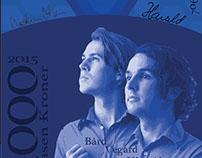 Money Design Bills 1000NOK
