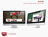 Bilharts Website