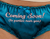 "o.b. Pantyliners - ""Be Comfortable In Your Own Panties"""