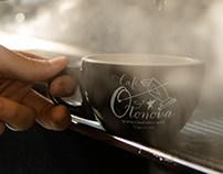 CAFE OTONOVA BRANDING