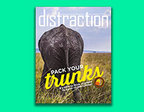 Distraction Magazine February 2015 The Travel Issue