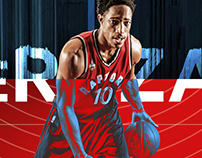 Toronto Raptors Style Frames 2017