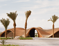Ayla Golf Academy & Clubhouse by Oppenheim Architecture