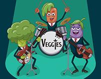 Veggies Band