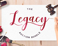 LEGACY AUCTION BUNDLE