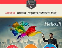 WebSite  Design Creative Design