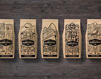 Artidoro Rodríguez Coffee Packaging