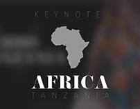 Keynote - Africa Tanzania