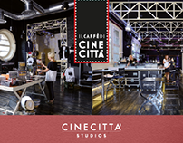 Graphic - Cinecittà Studios