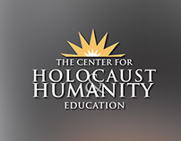 Center for Holocaust & Humanity Education Brochure