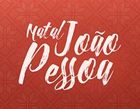 Key visual Natal João Pessoa
