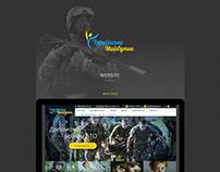Ukrainske maibutne website