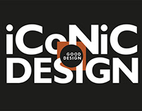 Good Design Awards Visual Identity 2017-2018