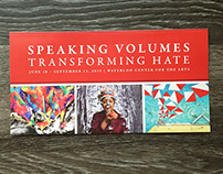 Speaking Volumes Exhibit Mailer