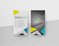 Free Graphics Business Card