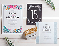 The Wedding Collection - printed.com