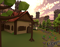 Low Poly - Game Asset Pack - 200+ Medieval Objects
