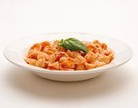 Italian pasta: orecchiette