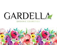 Logo & Package design for GARDELLA COSMETICS