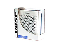 Bose Color Soundlink Bluetooth Speaker Packaging