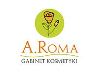 Logo design - A.Roma