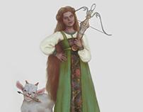 Sister Alenushka