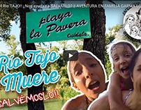 """Video: """"Se muere el Río Tajo"""""""