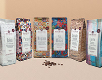 Café do Centro – coffee packaging