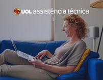 UX - UOL assistência técnica