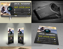 Photographer Advertising Bundle