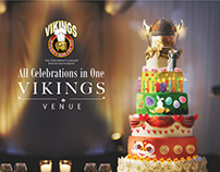Vikings Venue: All Celebrations in One